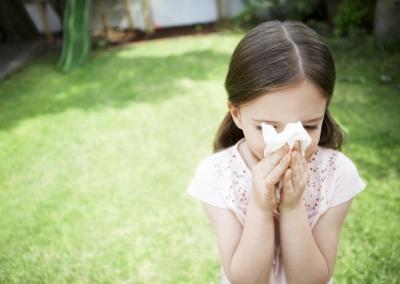 Rinitis alérgica agravada por contaminación en pacientes pediátricos