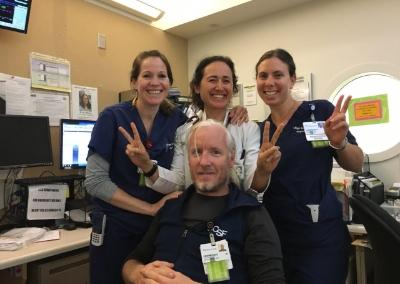 Familia, viñedos y hospitales: las tres pasiones de una gran pediatra