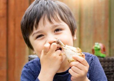 Proteína: nutriente fundamental en la infancia